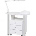 Маникюрный стол складной МЦ-028 С
