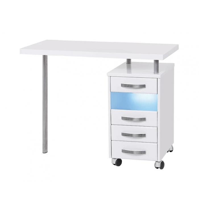 Маникюрный стол МЦ-029 с УФО-блоком С